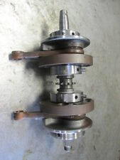 1974  Honda CL200 CL Crank Shaft Crankshaft Connecting Rods