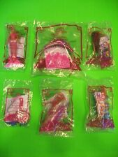 2010 McDonalds - Barbie Mermaid Tale - set of 6 *MIP*