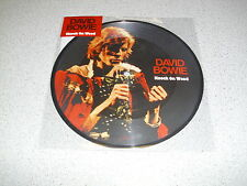 "David Bowie-Knock on wood/rock 'n' roll with me-picture 7"" single vinyl // NEUF"