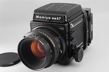 【Exc+++++】 Mamiya RB67 Pro SD K/L 127mm F3.5 120/220 POWER DRIVE From Japan#1178