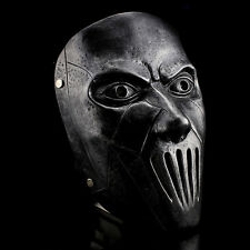 Resin Black Slipknot Joey Meaker Mask Halloween Party Masquerade Prop Dress