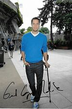 Autographe sur photo de : Grand Corps Malade ( 19 x 12,5 )