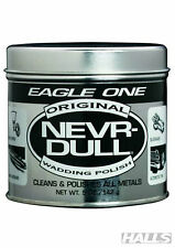 Eagle One Nevr-Dull Wadding Metal Chrome Stainless Alloy Polish 142g - 1035605