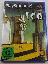 PLAYSTATION PS2 GAME ICO, used but GOOD