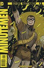 Before Watchmen - Minutemen (2012-2013) #1 of 6