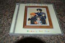 FRUIT BASKET ORIGINAL SOUNDTRACK MEMORY FOR YOU CD Music OST Anime