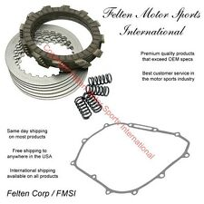 Honda XR250R Clutch Kit Set Discs Disks Plates Springs Gasket XR 250 250R 96-99