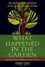 What Happened in the Garden (2016, Paperback)
