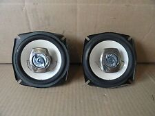 "Pioneer 5 1/4"" car stereo speakers TS-505 2-way 120w max 35w nom"