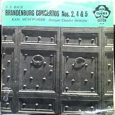 KARL MUNCHINGER bach brandenburg concertos vol 2 LP VG ACL 69 Vinyl Decca UK