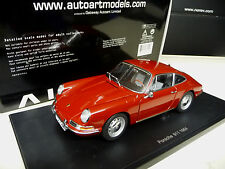 Autoart 1:18 Porsche 911 1964 red  FREE SHIPPING WORLWIDE