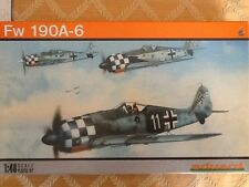 Eduard Focke Wulf Fw 190A-6; 1/48 scale.  2006