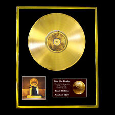 ENYA THE MEMORY OF TREES CD GOLD DISC RECORD LP FREE P&P!