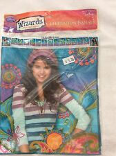 Wizards of Waverly Place Party Supplies-Banner-7.65' Make it Magic