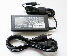 Genuine 19v 90W AC Power Adapter For Toshiba Satellite L355D-S7815 PSLE8U-00M00W
