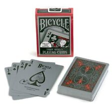 TRAGIC ROYALTY - GLOW IN THE DARK - Bicycle Playing Cards - Players & Magicians