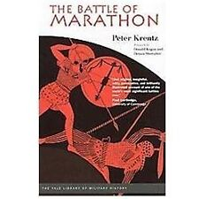 The Battle of Marathon (Yale Library of Military History)-ExLibrary