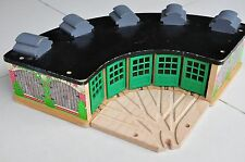 THOMAS TANK ENGINE Wooden Railway Tidmouth Sheds Roundhouse