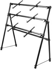 On-Stage Stands KS7903 3-Tier A-Frame Keyboard Sta