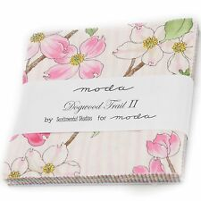 Dogwood Trail II Charm Pack by Sentimental Studios for Moda Fabrics
