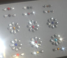 Hotfix 50 Strass Formes 5x7 mm Gouttes Cristal