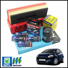 BB-063 KIT SPECIFICO IMPIANTO GPL / METANO FIAT GRANDE PUNTO GPL 1.2 48KW 2005