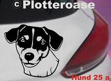 Hunde 25a, Jack Russell Terrier,Autoaufkleber,Aufkleber,Wandtattoo,Fensterbild