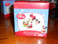 DEPT 56 DISNEY VILLAGE Accessory MINNIE'S CUSTOM COOKIES NIB
