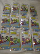 Moshi Monsters pin badges set of 12