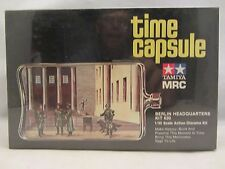Tamiya  MRC  Berlin Headquarters Diorama Kit  NIB Sealed 1:35 scale  (615H)  630