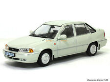 Daewoo Cielo 1:43 Diecast scale model car scaleartsin collectible replica