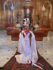 "Lady Gaga - ""American Horror Story "" - OOAK Celebrity Collector's Doll - II"