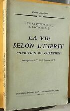 Potterie, La vie selon l' Esprit  1965 - WORLD FREE Shipping*
