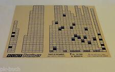 Microfich Ersatzteilkatalog Fiat Punto GT Stand 02/1996