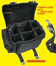 LARGE CAMERA BAG CASE for NIKON DSLR D5200 D5500 D5300 D5100 D5000 DIGITAL SLR