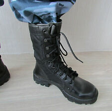 Genuine ALL SIZE Russian Police Army Boots BERCI A107 Military Shoes Uniform