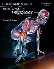 Texas Science Ser.: Fundamentals of Anatomy and Physiology by Donald C. Rizzo...
