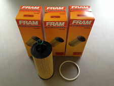 "Fram CH11665 Oil Filter LOT(3 THREE)fits Chrysler 68191349AA MO349 ""MADE IN USA"""
