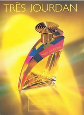 ▬► PUBLICITE ADVERTISING AD Parfum Perfume Très Jourdan Charles JOURDAN