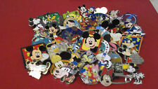 Disney Trading Pins--Lot of 50 Pins--No Doubles--Free Shipping--Great Lot--J21