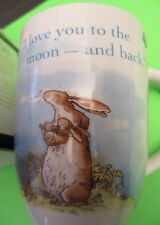 I Love you to the MOON & BACK  from Guess How much I love you book COFFEE MUG