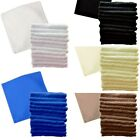 NEW 100% EGYPTIAN COTTON 550 GSM MANY COLOURS FACE CLOTH TOWELS FLANNELS