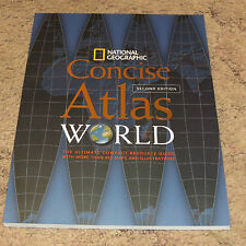 Concise Atlas of the World - National Geographic by National Geographic...