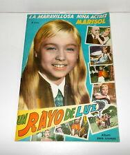 MARISOL - UN RAYO DE LUZ - Álbum completo 144 cromos FHER 1960