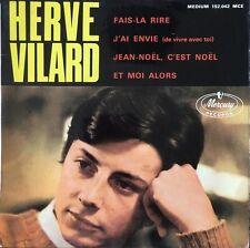 """Hervé Vilard - Fais-la rire - Vinyl 7"""" 45T (Single)"""