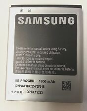 NEW OEM SAMSUNG GALAXY S2 I777 i9100 BATTERY EB-F1A2GBU 1650mAh BATTERY S II
