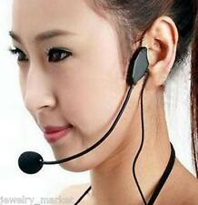 JM New Single Headset Head Microphone Multifunctional Loud-speaker Mic System