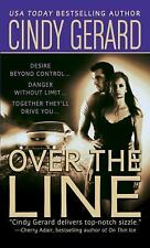 Over the Line (The Bodyguards, Book 4)-ExLibrary