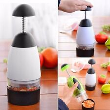 Practical Vegetable Garlic Fruit Triturator Chop Cutter Food Chopper Slap Hot