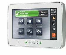 DSC PTK5507 TOUCH SCREEN KEYPAD  - WIRED  (BRAND NEW IN A BOX)